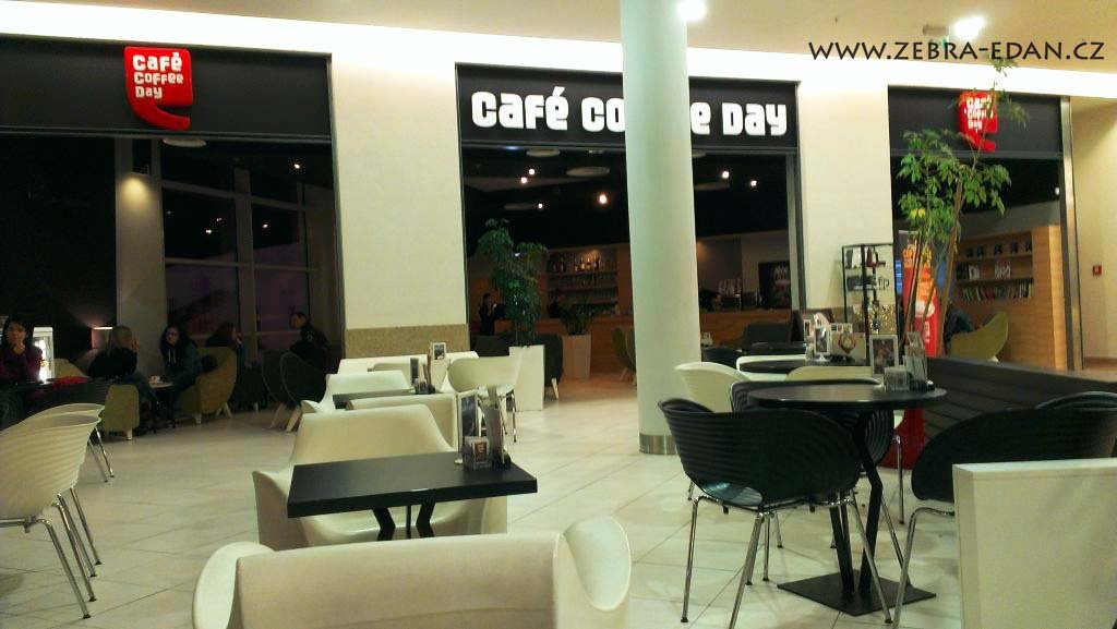 Café coffee day liberec